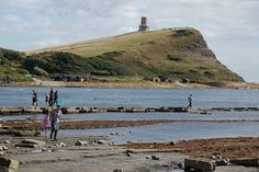 Kimmeridge Bay, Dorset by kinjin76, via Flickr