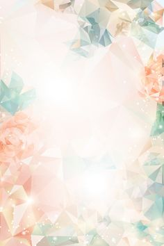 Download Dreamy Floral Background for free