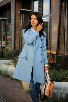 VIVALUXURY - FASHION BLOG BY ANNABELLE FLEUR: DOWNTOWN GIRL