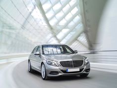 Mercedes S Class 600 Maximum Lunga - Specifications - Wings and Gears