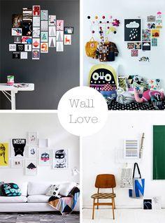 Lottie Loves...: {Home} Wall Love