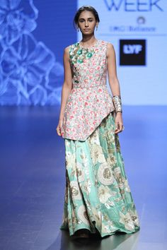 Its all about the pastels this summer #LIFW #summer #LIFW2016 #Frugal2Fab