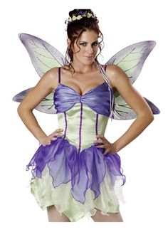 Naughty Nymph Elite Collection Fairy Adult Halloween Costume