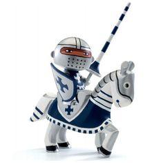 Figurine Arty Toys : Les chevaliers : Arthur Djeco - Magasin de Jouets pour Enfants