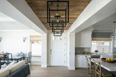 Look We Love: Plank Ceilings