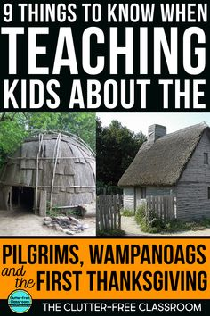 Pilgrims, Wampanoags, and the First Thanksgiving | Jodi Durgin Education Co.