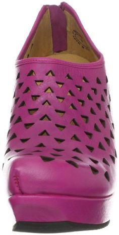 John Fluevog Women's Reppel Platform Pump:Amazon:Shoes