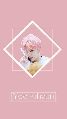 Kihyun Monsta x lockscreen kpop