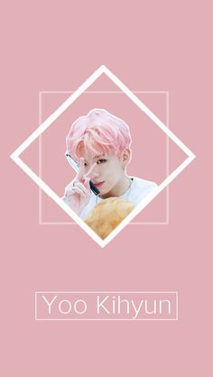Kihyun Monsta x lockscreen kpop