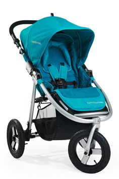 Bumbleride Indie - Best All-terrain Jogging Stroller. Pretty and lots of good features, but EXPENSIVE!