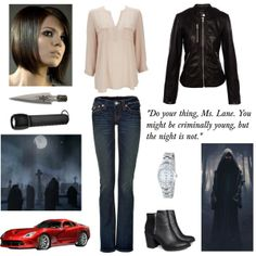 """Mackayla Lane (Bloodfever)"" by bmw325is on Polyvore"