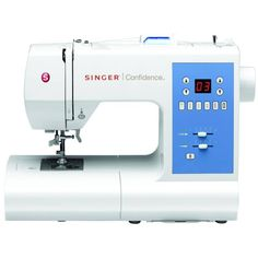 Singer Confidence 7465 Sewing Machine | Hobbycraft