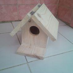 Birdhouse sangkar burung indonesoa
