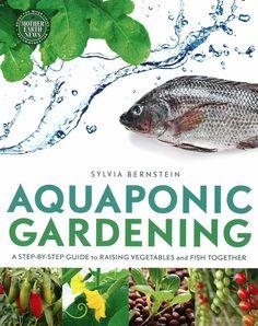 Aquaponic Gardening - Pinetree Garden Seeds - Books, Gardening
