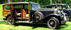 1930 Rolls-Royce Phantom I Suburban Station Wagon