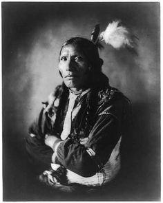 Sioux, by John A. Johnson, c.1909