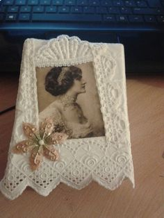 """one of the few """"vintage"""" frames I made"""