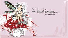 faery #illustration by ilikepencils.co.uk