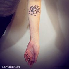 Beautiful geometric tattoo