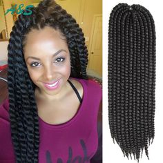 Crochet Box Braids Pinterest : Burgundy box braids, Phone accessories and Crochet senegalese twist on ...