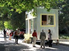 Tiny Houses - Forge Ahead