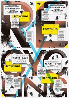 Florian Lamm - Lamm & Kirch / Recycling: White Cube – Black Box
