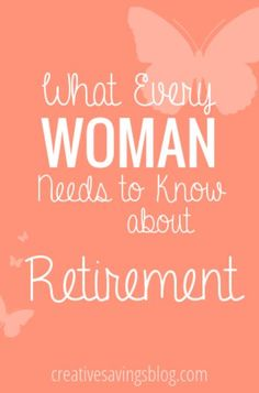 Retirement needs to be on your radar, especially as a woman! This convicting post shares the essentials of why we need to prepare for it, including the first steps on how to get there.