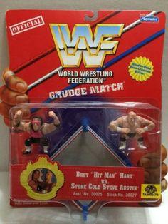 (TAS006478) - WWF Wrestling Grudge Match - Bret Hart vs Stone Cold Steve Austin