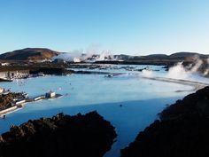 Drinking beer in a geo-thermal spa? YES!! - Review of Blue Lagoon, Grindavik, Iceland - TripAdvisor