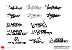Inspiration for the Logotype that I'll be creating in my Typography I class.