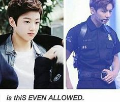 Jungkook... What happened to you!