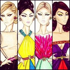 Cocktail Couture collection by Hayden Williams (Taken with Instagram)