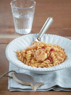 Orzo, Macaroni And Cheese, Seafood, Recipies, Spaghetti, Food Porn, Food And Drink, Rice, Pasta