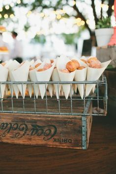 13 Ways to Have Donuts At Your Wedding, because who doesn't want to have donuts at their wedding?