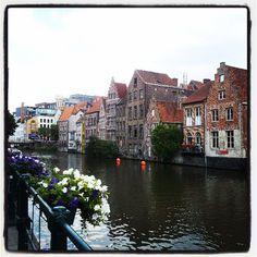 Gante. Bélgica