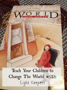 New review by @MarykPrather - Teaching our children about people who have obeyed God and changed the world is important. My children learn best through stories. They love it when I read aloud about exciting adventures, heroes, and faithfulness. The Light Keepers series are books about boys and girls that made a DIFFERENCE.