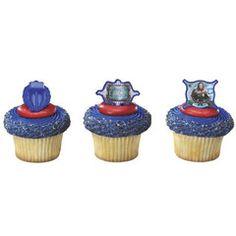 Thor Cupcake Rings
