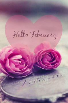 Hello February....