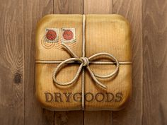 Dribbble - DRYGOODS Icon by Román Jusdado