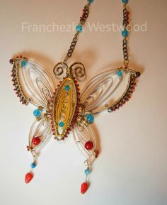 Twisted Artistic Wire gives dimension to jewelry and craft ...