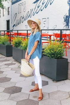 Cohesive Summer Wardrobe You Can Mix and Match |  Little Blonde Book A Fashion Blog by Taylor Morgan