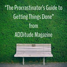 """Everyone procrastinates sometimes. You do it more. Maybe you're a perfectionist. Maybe you get overwhelmed. Whatever the reason, this """"stop putting things off"""" guide will end the cycle for good."""