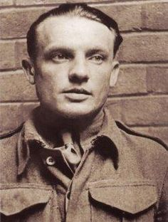 Karel Čurda, Czechoslovak paratrooper, member of Out Distance group. He betrayed Heydrich's assassins and many members of Czech resistance. After the war, Čurda was captured and hanged for treason at Pankrác Prison on April 29, 1947.