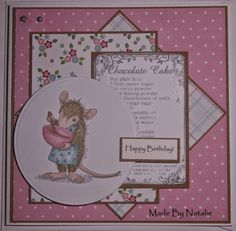 CraftyNatalie's Blog!: Midway at House Mouse Challenge