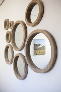 Ocean House, Morukuru, South Africa. Clean and reflective mirrors. #OceanHouse #Morukuru #DeHoop #decor #design #SouthAfrica