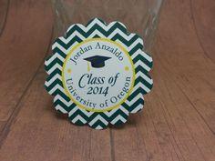 University of Oregon graduation tags  green by JustScrapsNThings, $5.00