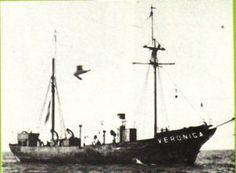 Op 31 augustus 1974 werd Radio Veronica uit de lucht gehaald