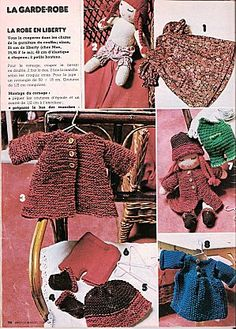 DIY Doll La poupée et sa garde robe - Le blog des Centidéalistes