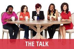 Follow Recapo's board for The Talk TV Show!