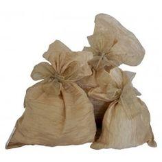 Sacchetti regalo in tessuto